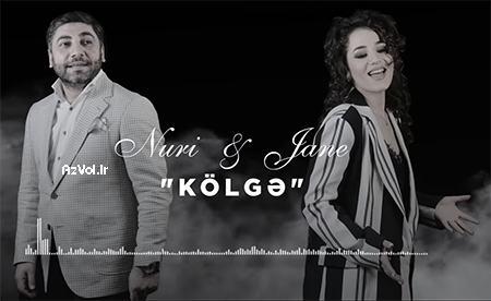 دانلود آهنگ آذربایجانی جدید Nuri Serinlendirici ft Jane به نام Kolge